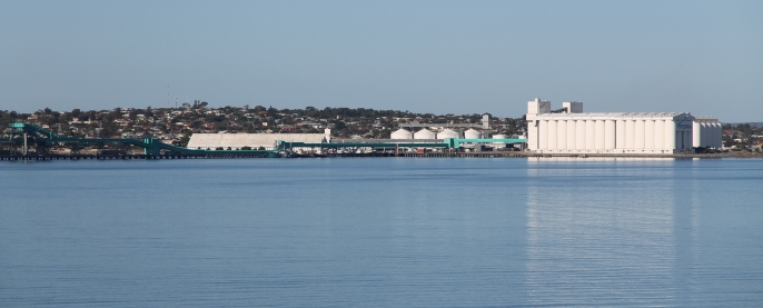 Port Lincoln - Grain Handling Facilities (SA)