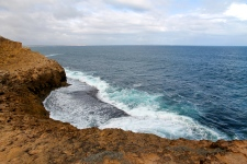 Cape Bauer Loop Drive - Whistling Rocks and The Blowhole (SA)