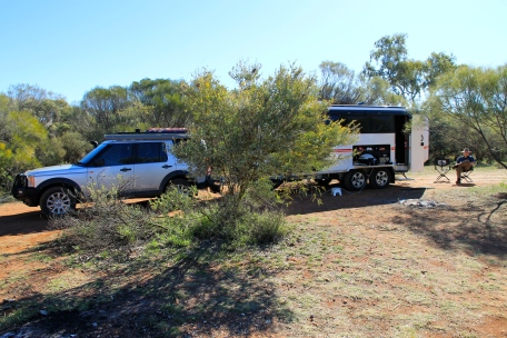 Gascoyne River South Branch - Campsite (WA)