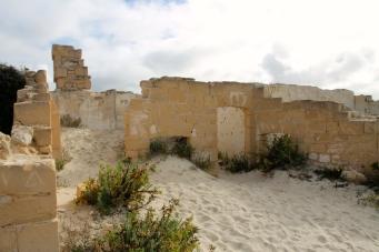 Eucla Telegraph Station - Ruins (WA)