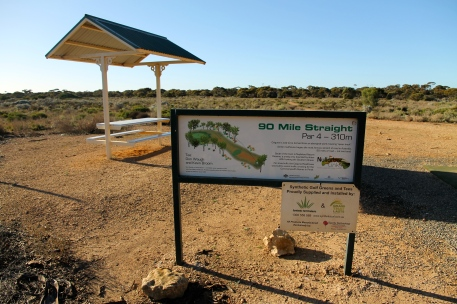 Caiguna Roadhouse - Nullarbor Links Golf Course (WA)