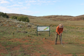 Fraser Range Station - Nullarbor Links Golf Course (WA)