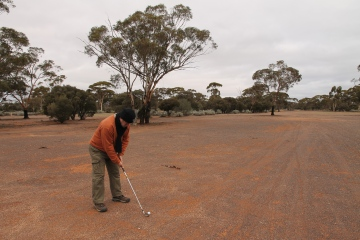 Kambalda - Nullarbor Links Golf Course (WA)
