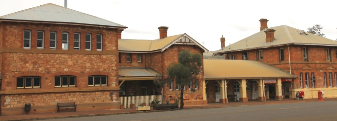 Coolgardie - Historic Buidings (WA)