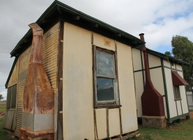 Cue - Pensioners Huts From Big Bell Hospital (WA)