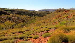 Hamersley Ranges (WA)