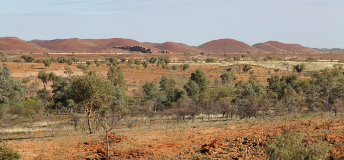 Bore Camp To Mandora Station (WA)