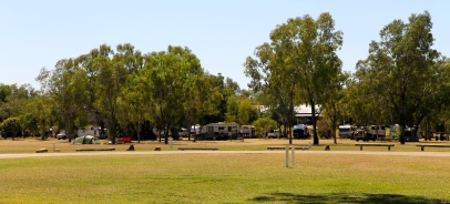 Fitzroy Crossing - Fitzroy River Lodge (WA)