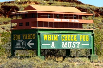 Whim Creek Pub (WA)