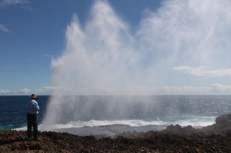 Point Quobba Blowholes (WA)