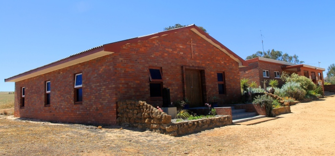 Principality of Hutt River - Church and Post Office (WA)