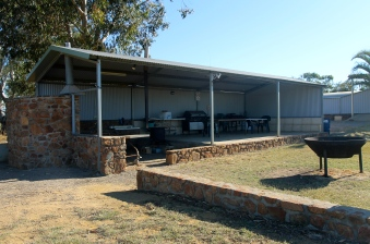 Northbrook Farmstay - Camp Kitchen Area (WA)