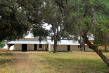Central Greenough Historic Settlement - Police Station/Courthouse/Gaol (WA)
