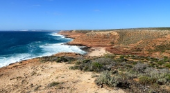 Kalbarri National Park - Coastal Cliffs (WA)