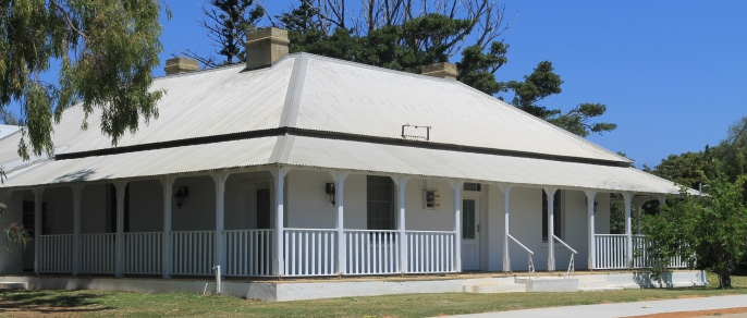 The Dongara Heritage Walk - Pearse House (WA)
