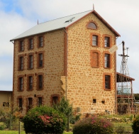 The Dongara Heritage Walk - Royal Steam Roller Flour Mill (WA)