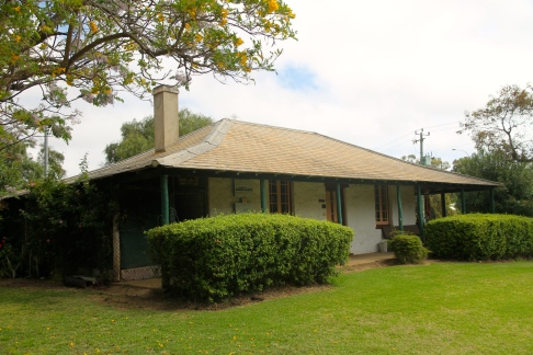 The Dongara Heritage Walk - Russ Cottage (WA)