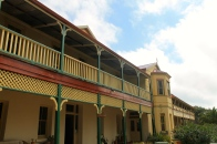 The Dongara Heritage Walk - Priory Lodge (WA)