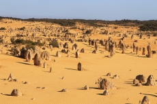 Nambung National Park - Pinnacles (WA)
