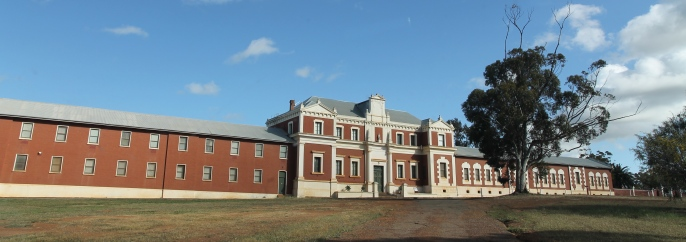 New Norcia - Old Convent (WA)