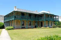 Fremantle - Historical Prison - Surgeons Residence (WA)
