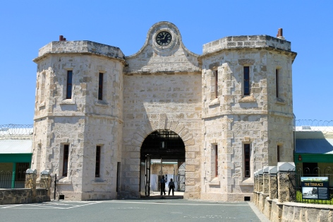 Fremantle - Historical Prison (WA)