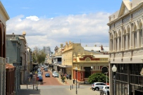Fremantle - Historical High Street, West End (WA)