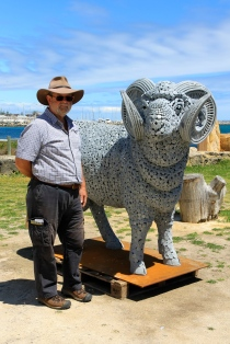 Fremantle Art Trail - Greg James Sculpture (WA)