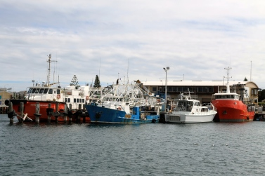 Fremantle - Fishing Boat Harbour (WA)
