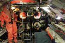 Fremantle - Western Australian Maritime Museum - HMAS Ovens Exhibit (WA)