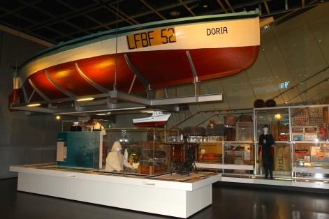 Fremantle - Western Australian Maritime Museum - Exhibits (WA)
