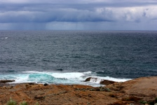 Cape Leeuwin Lighthouse Area - Where The Two Oceans Meet (WA)
