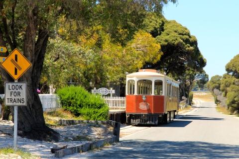 Rottnest Island - Oliver Hill Railway (WA)