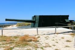 Rottnest Island - Oliver Hill Gun (WA)