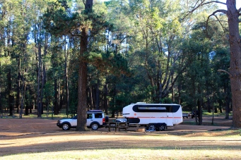 Lane Poole Reserve - Nanga Mill Campground (WA)