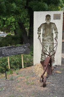 Boyup Brook - Sculptures (WA)