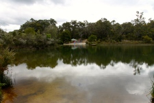 Greenbushes Pool - Norm Lindsay Reserve (WA)