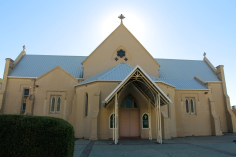 Maryborough - Saint Mary's Catholic Church (Qld)