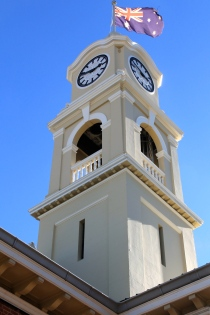 Maryborough - City Hall Clock Tower (Qld)