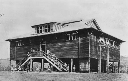 Baree State School Became Calliungal North State School (Qld)