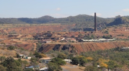 Mount Morgan - Historic Gold Mine (Qld)