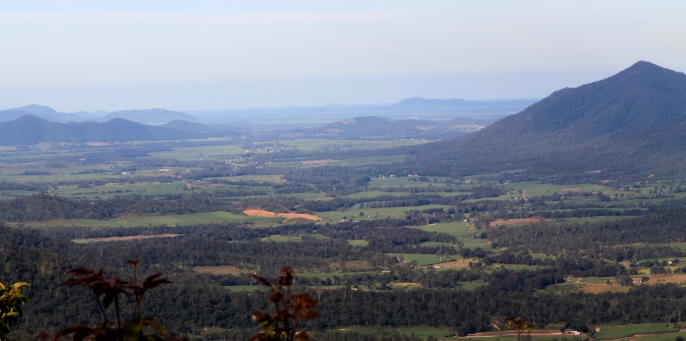 Eungella - Goodes Lookout View (Qld)