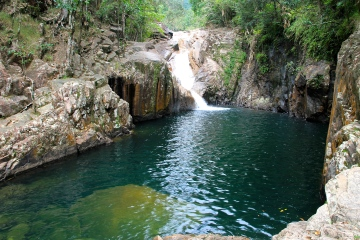 Finch Hatton Gorge - Araluen Waterfall (Qld)