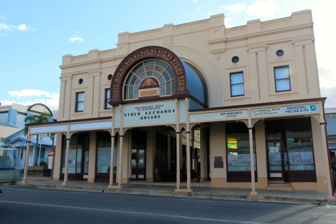 Charters Towers - Stock Exchange (Qld)