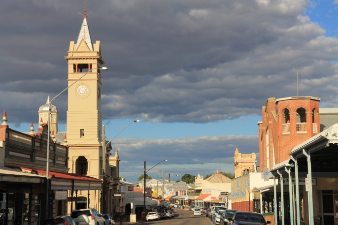 Charters Towers - Streetscape (Qld)