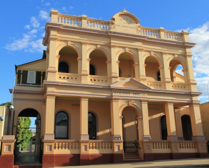 Charters Towers - Bank Of New South Wales (Qld)