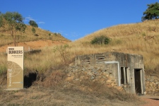 Charters Towers - Towers Hill - WW2 Bunkers (Qld)
