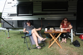 Malanda Falls Caravan Park - Joy and Charles (Qld)