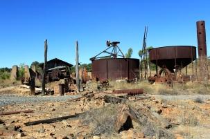 Ravenswood - Mining Ruins (Qld)