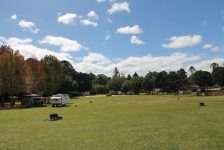 Malanda Falls Caravan Park - View From The Campsite (Qld)